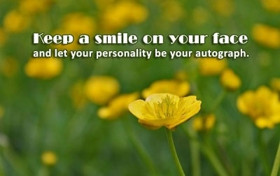 Beautiful Quotes About Smiles