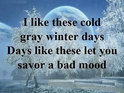 32 winter quotes and sayings with stunning images