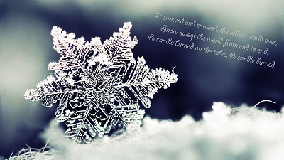Nice Winter Quotes