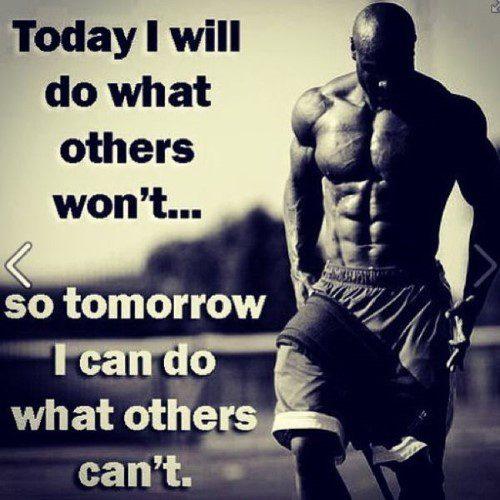 Short Inspiring Workout Quotes