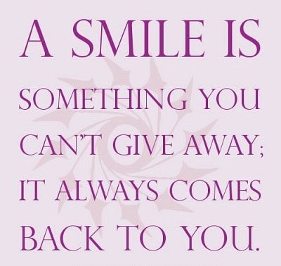 63 Beautiful Smile Quotes with Funny Images