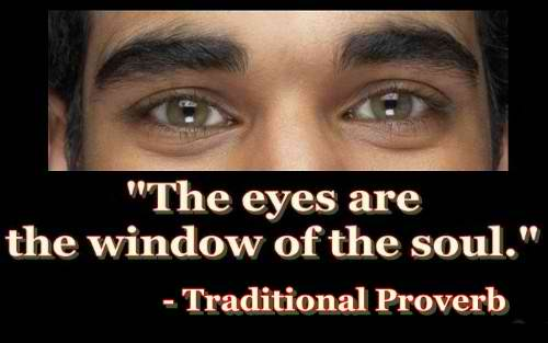 Awesome Quotes on Eyes