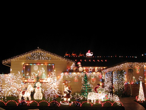 Beautiful Christmas Lightings