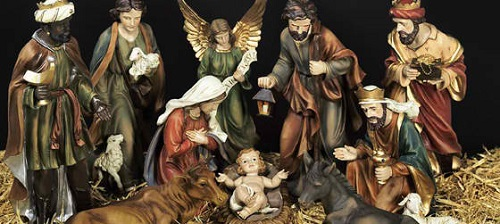 Beautiful Merry Christmas Pictures on Nativity