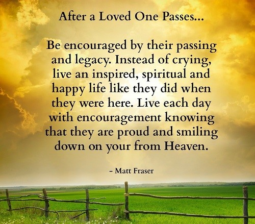 Death Of Loved One Quotes Stunning 48 Inspirational Sympathy Quotes For Loss With Images Good Morning