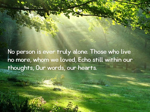Quotes On Loss Of A Loved One Adorable 31 Inspirational Sympathy Quotes For Loss With Images  Good