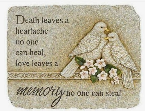 Good Morning Aunt In Spanish : Inspirational sympathy quotes for loss with images