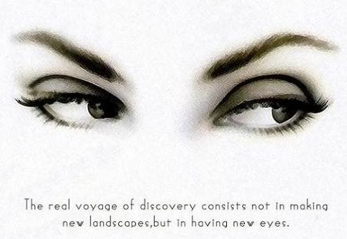 Cute Quotes on Eyes for Her