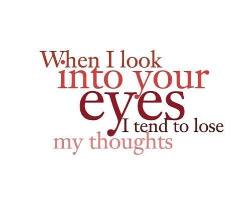 Funny Quotes on Eyes
