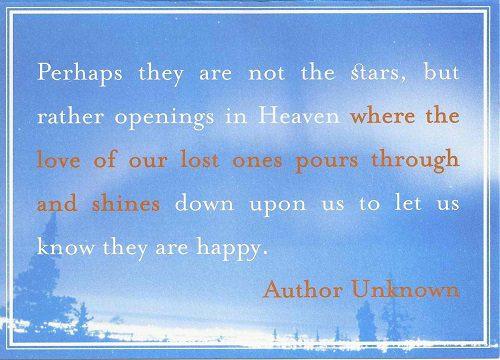 Happy Sympathy Quotes