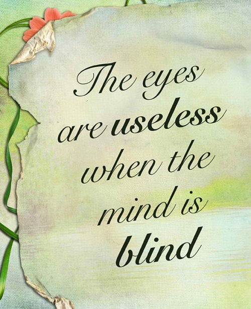 Lovely Quotes on Eyes