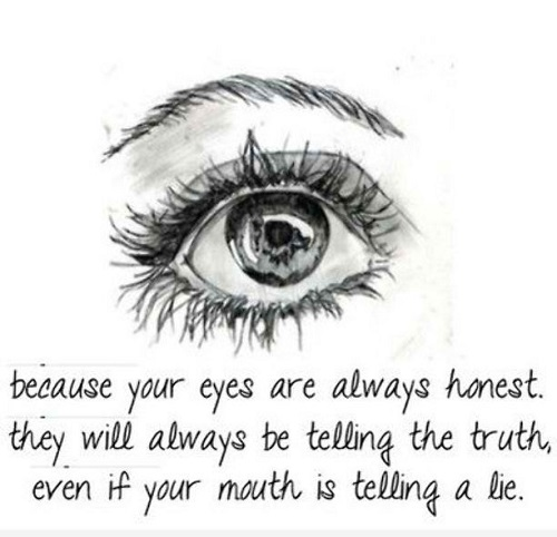 23 Beautiful Quotes on Eyes with Images