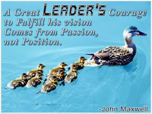 Motivational Best Quotes About Leadership