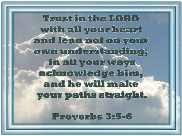 Quotes About Trust God