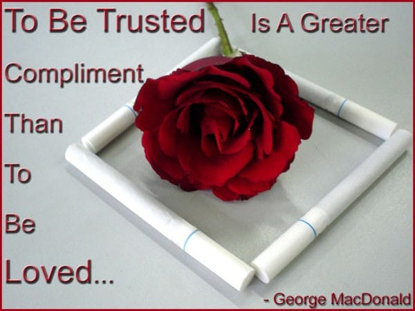 Quotes About Trusting The Universe