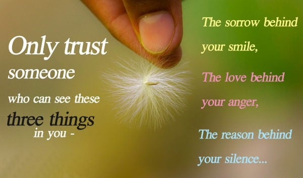 Quotes About Trustworthy