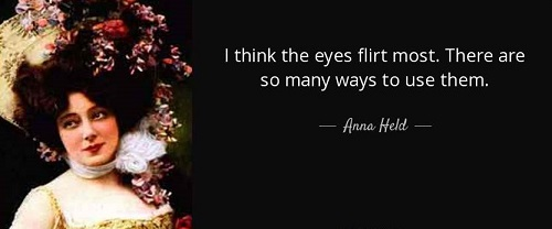 Sexy Quotes on Eyes
