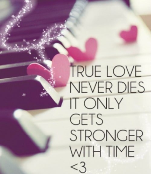 31 True Love Quotes with Images for Her and Him