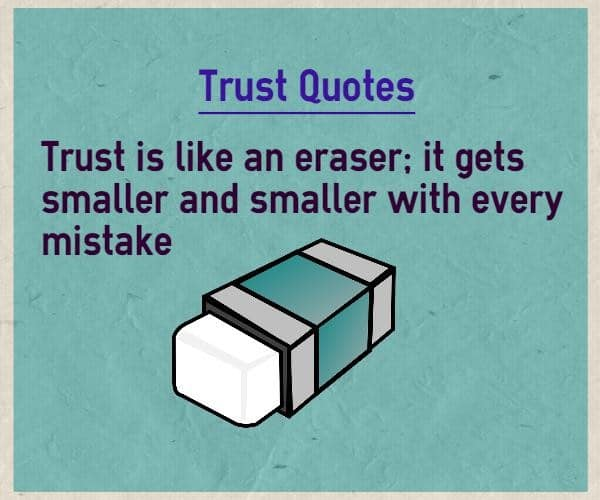 41 Best Quotes about Trust Issues with Images - Good Morning Quote
