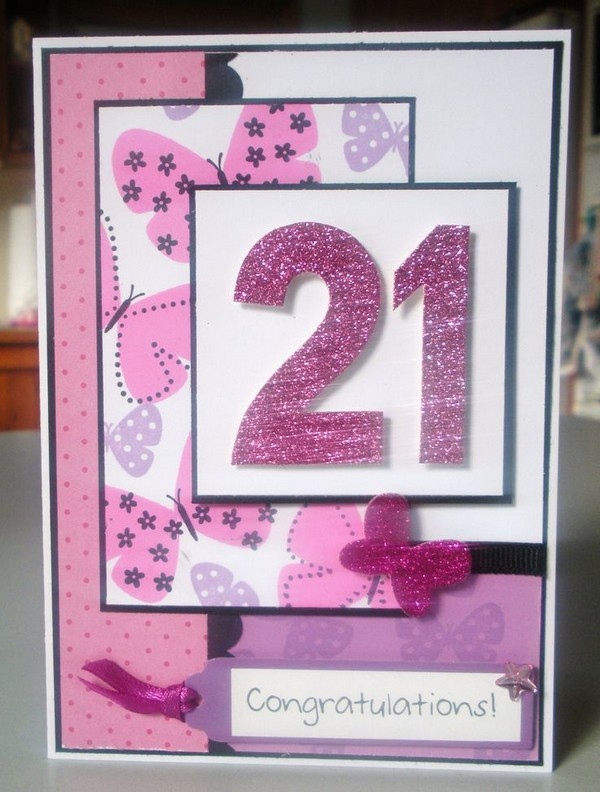 37 Homemade Birthday Card Ideas and Images - Good Morning Quote