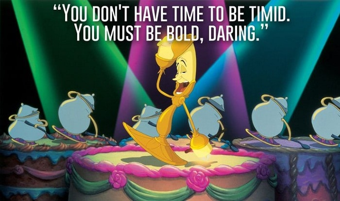 17 disney beauty and the beast quotes with images good morning quote be timid beauty and the beast quotes voltagebd Image collections
