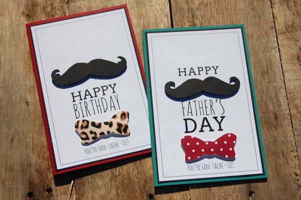 37 Homemade Birthday Card Ideas and Images Good Morning Quote – Birthday Cards for Dad Ideas