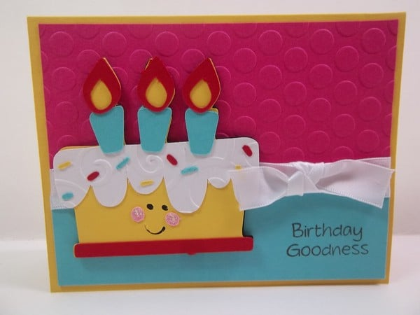 Homemade Birthday Card Ideas And Images Good Morning Quote