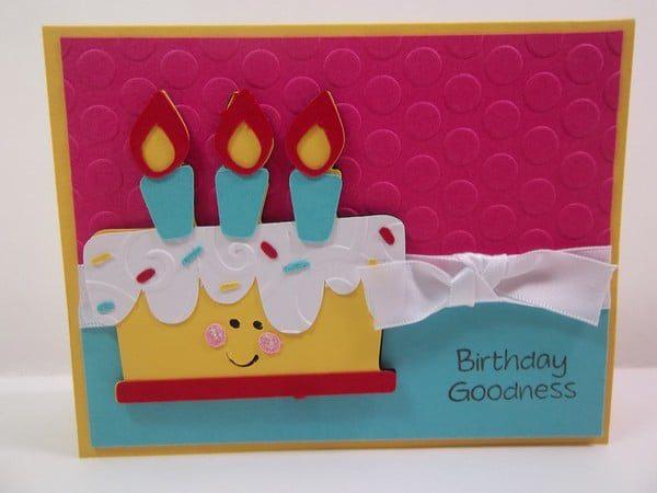 Birthday Card Homemade