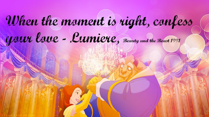 17 Disney Beauty and the Beast Quotes with Images - Good Morning Quote