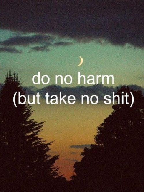 Do No Harm Amazing Quotes