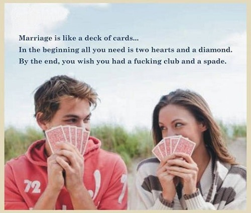 Funny Marriage Quotes with Pictures