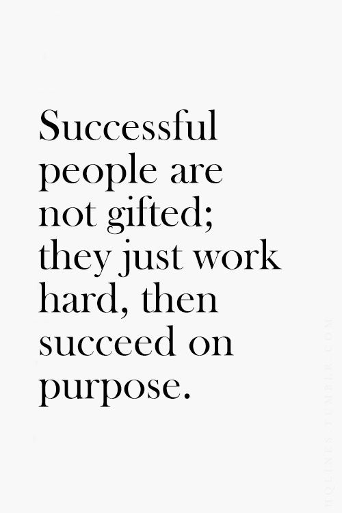 Gifted Successful People Graduation Quotes