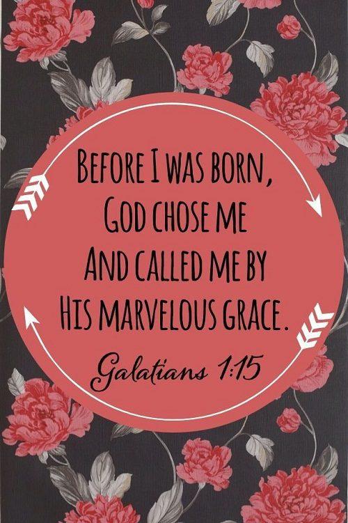 Marvelous Grace Bible Quotes