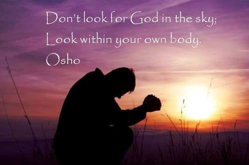 Osho Quotes About God
