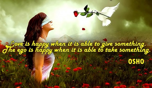Osho Quotes on Happiness