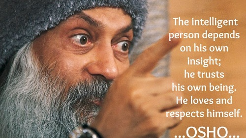 Osho Quotes on Intelligence
