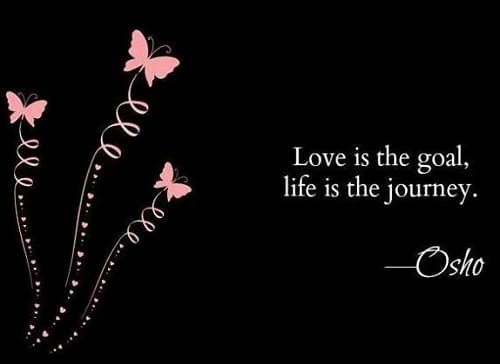 Osho Quotes on Love and Life
