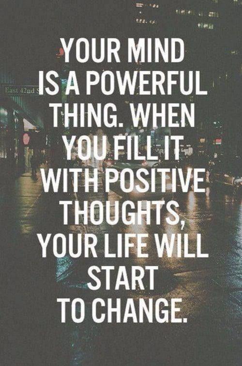 Powerful Mind Amazing Quotes