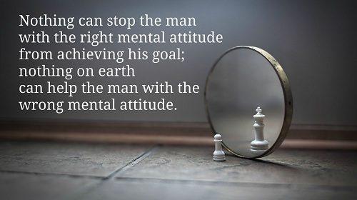 Quotes on Attitude Towards Life