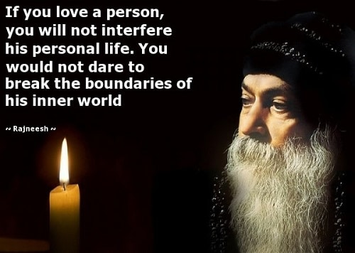 Sad Osho Quotes on Love with Images