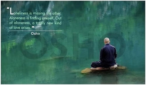 Sad Osho Quotes