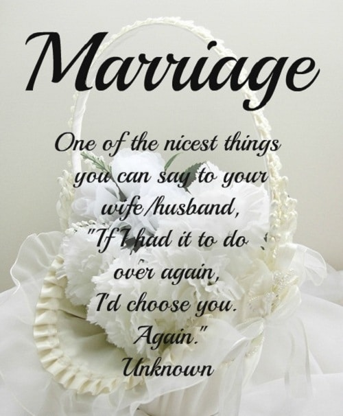 Famous Wedding Quotes Stunning 52 Funny And Happy Marriage Quotes With Images  Good Morning Quote