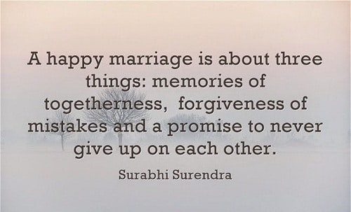 52 Funny and Happy Marriage Quotes with Images - Good Morning Quote