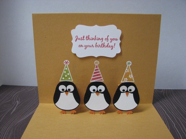 Simple Birthday Card Ideas For Friends