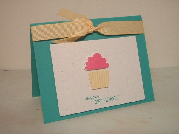37 homemade birthday card ideas and images good morning quote simple birthday card ideas bookmarktalkfo Gallery