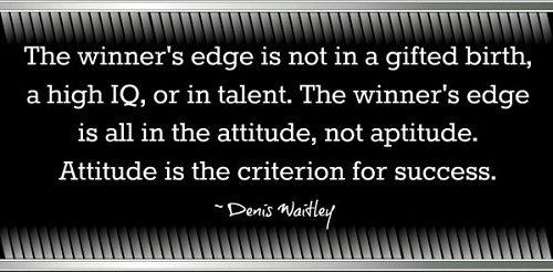 Small Quotes on Attitude