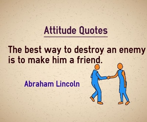 Witty Quotes on Attitude