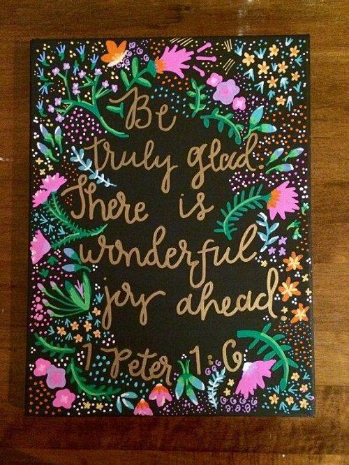 Wonderful Joy Bible Quotes