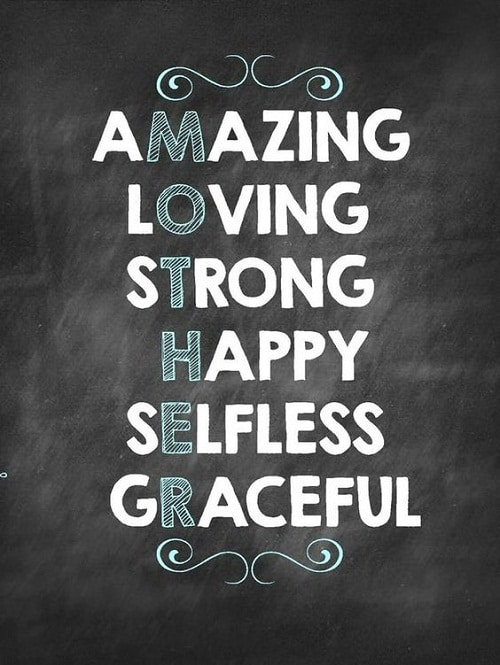 Amazing, Loving Mother Quotes