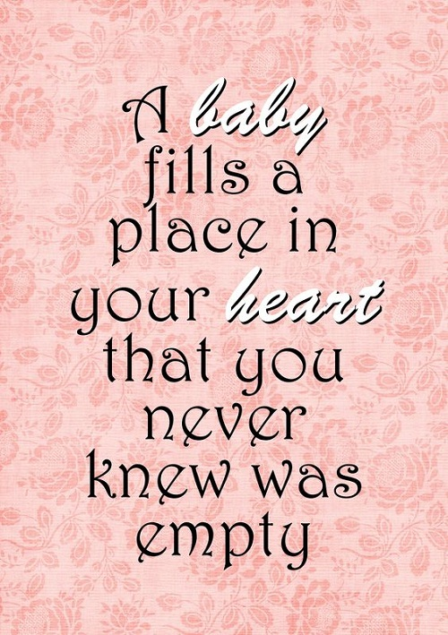 21 New Baby Quotes and Sayings with Images - Good Morning Quote